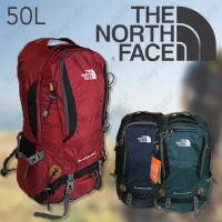 The North Face Hiking Outdoor Backpack / Ransel Gunung 50 Liter