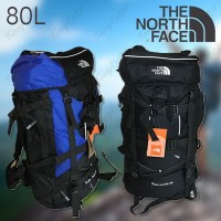 The North Face Hiking Outdoor Backpack / Ransel Gunung 80 Liter