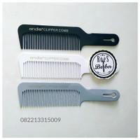 """Sisir gerigi pangkas rambut & Barber Shop """"Andis Clipper Comb"""""""