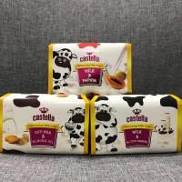 CASTELLA WHITENING MILK SOAP - SABUN BATANG CASTELLA