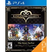 PS4 KINGDOM HEARTS - THE STORY SO FAR REG 1