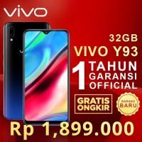 VIVO Y93 3GB/32GB GARANSI RESMI 1 Tahun ORIGINAL