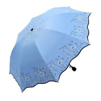 Payung lipat BLUESUNFLOWER bonus sarung payung