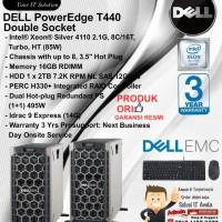"DELL Server T440 ""Custom Spec 1"" Intel Xeon Silver 4110 TowerSeries"