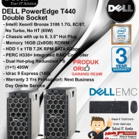 "DELL Server T440 ""Custom Spec 2"" Intel Xeon Bronze 3106 TowerSeries"