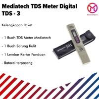 Alat Ukur Hidroponik - TDS meter - TDS 3