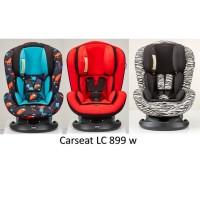 Carseat Babydoes Happy Dino 899 W Kursi Mobil Anak (KHUSUS GO - SEND)