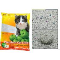 sumo cat litter peremium kotoran kucing 10 L(apple)