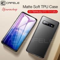CAFELE TPU Softcase - Samsung S10 Samsung S10e Samsung S10 Plus