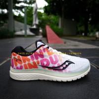 Sepatu Lari Running Saucony Kinvara10 x Dunkin Donuts Boston Limited