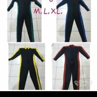 Baju renang diving panjang dewasa selam pria wanita size M L XL XXL
