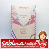 Blangko Undangan Rayya 339   Sabina Undangan