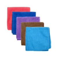 kain lap serat micro fiber serbaguna 27 x27cm microfiber cloth mobil