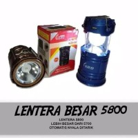 SENTER LENTERA TENDA dan EMERGENCY