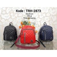 Tas backpack dan tas selempang multifungsi