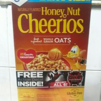 GENERAL MILLS CHEERIOS HONEY NUT 15.4 OUNCE