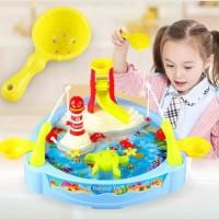 Mainan Anak Water Paradise Fishing Game Mainan Pancing Ikan - AHM215