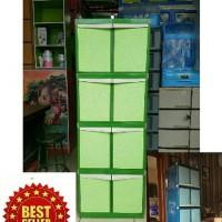 Harga best seller lemari plastik tabitha pasti | Pembandingharga.com