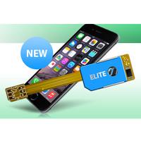 ACCN Magic-SIM Nano SIM Dual SIM Card Adapter for iPhone 5/5s/6/SE (OR