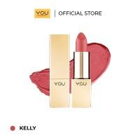 YOU Color Lipstick New Magnetik 01 Kelly