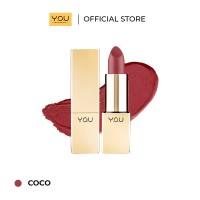 YOU Color Lipstick New Magnetik 04 Coco