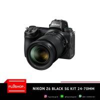 Nikon Z6 + Lens kit 24-70mm f/4 s