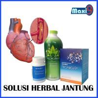 Herbal Untuk Kesehatan Jantung & Vitalitas 100% ASLI