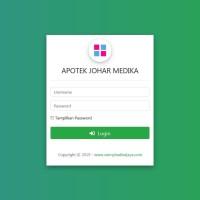 Software Aplikasi Kasir - Penjualan Obat Apotek Berbasis Web