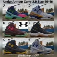 1defc2a6db2f Paling Populer Sepatu Under Armour Curry 1 Original. Sepatu Basket