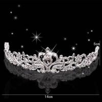 Mahkota Pengantin Import Elegant / tiara pengantin / brides crown /