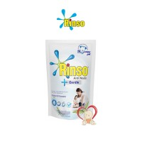 RINSO Anti Noda Gentle Liquid Deterjen Cair Refill 700 ml