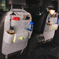 TAS JOK MOBIL PENYIMPANAN SERBAGUNA CAR ORGANIZER SEAT CREAM COS001