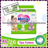 MERRIES - PANTS GOOD SKIN XL26 / POPOK CELANA XL 26