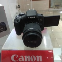 CANON EOS 750D WITH 18-55MM IS STM