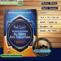 Matan & Terjemah Al Ushul Ats Tsalatsah - Darul Haq - Karmedia