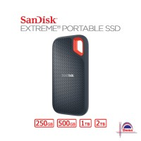 SanDisk Extreme Portable SSD 2TB 550MB/s USB 3.1