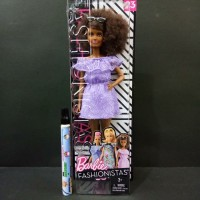 Mainan Anak Perempuan Boneka Barbie Fashionistas Fashion Ori Mattel 93
