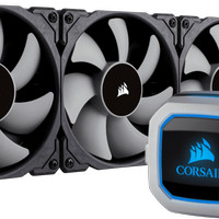 Corsair Hydro Series H150i PRO Water Cooler