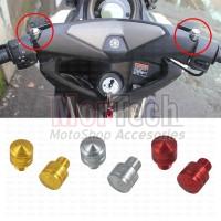 Baut Tutup Spion Sepion Motor Set Kanan Kiri Yamaha NMax Aerox XMax
