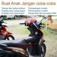 Jok Boncengan Motor Anak Berkualitas Bagus untuk Honda Beat Lama/Baru