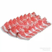 Daging Sapi Lapis US Sliced Beef / Yoshinoya Beef pack 500gr