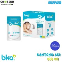 BKA 100ml Kantong ASI Breastmilk Storage Bags