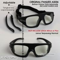 Google Original Panlees AS036 Kacamata Panless Frame Minus Plus AS-036