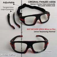 Kacamata Google Original Panlees AS036 Panless Frame Minus Plus AS-036