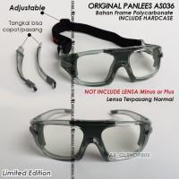 Google Original Panlees AS036 Frame Panless AS-036 Kacamata Minus Plus