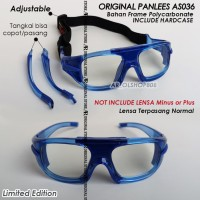 Google Panlees AS036 ORIGINAL Kacamata Motor Cross 036 Panless AS-036
