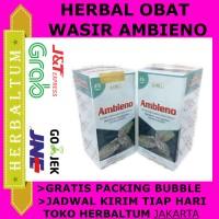 Kapsul Ambieno Herbal Obat Wasir (Daun Ungu)