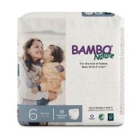 Bambo Nature Size 6 - Popok Pants Celana XXL Organik - Organic Diaper