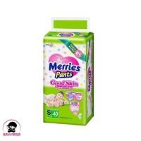 MERRIES Pants Good Skin Popok Celana S40 / S 40