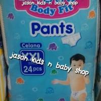 Popok bayi Baby Happy pants XXL 24 pcs/Baby Happy Pants XXL 24 pcs